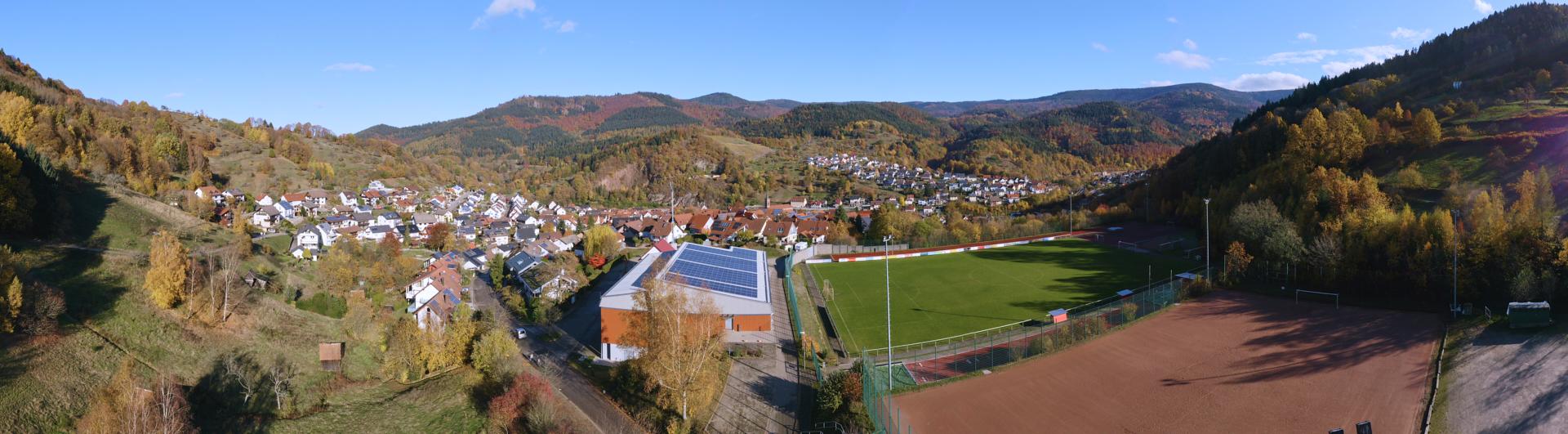 Weisenbach Luftaufnahmen